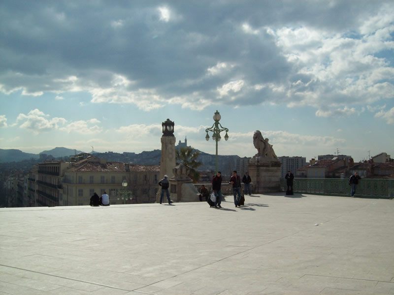 La Ville De Marseille Brille Par Ses Hauts Faits